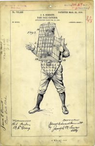 JEB Catcher Patent