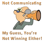 #MVP | Not Communicating? My Guess, You're Not Winning Either